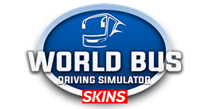 Skins World Bus Driving Simulator - WBDS