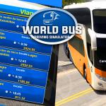 World Bus Driving Simulator: O que virá na primeira versão? Imagens exclusivas do letreiro, escolha de viagens e mais, confira!