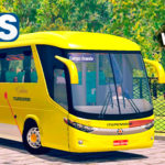 Skins Marcopolo G7 Itapemirim - World Bus Driving