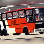 Diplomata 380 - Viação Cidade do Aço