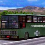Skins World Bus Driving Diplomata Exercito Brasileiro