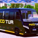 Skins World Bus Driving Volare Pisico Tur