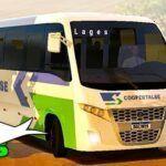 Micro Ônibus Volare com Sons Modificados (ORIGINAIS)
