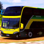 SKIN TEMPLATE DO NOVO ÔNIBUS - BUSSCAR VISTA BUS DD