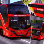 Skin Viação Expresso Itamarati - Busscar Vissta Buss DD