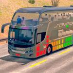 Skins World Bus Driving Comil Campione Invictus Sampaio Freqüência
