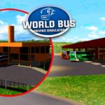 Atualização World Bus Driving: 2 Novas Rodoviárias - Opção de desativar Satisfação dos passageiros e mais!