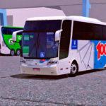 Skins Busscar Jum Buss 360 Auto Viação 1001
