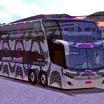 Skins World Bus Driving G7 1800 Viação Util