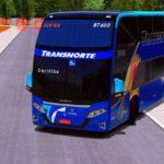 Busscar Vissta Bus DD - TransNorte
