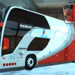 Busscar Vissta Buss DD Grupo Transpen