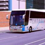 Skins Busscar Jum Buss 360 Auto Viação Catarinense