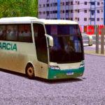 Skins Busscar Jum Buss 360 Auto Viação Gracia Sujo
