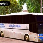 SKINS PARADISO GV 1150 - VIAÇÃO LIRA