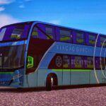 Skins Vissta Bus - Viação Garcia (EXECUTIVO)