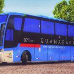 Skin Busscar Jum Buss 360 - Expresso Guanabara