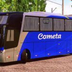 Skin Busscar Jum Buss 360 - COMETA